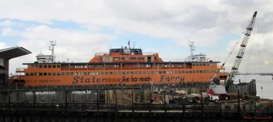 Bay ridge (brooklyn) by a local: staten island ferry