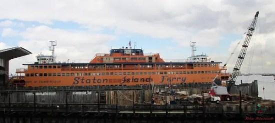 Bay ridge (brooklyn) by a local: staten island ferry
