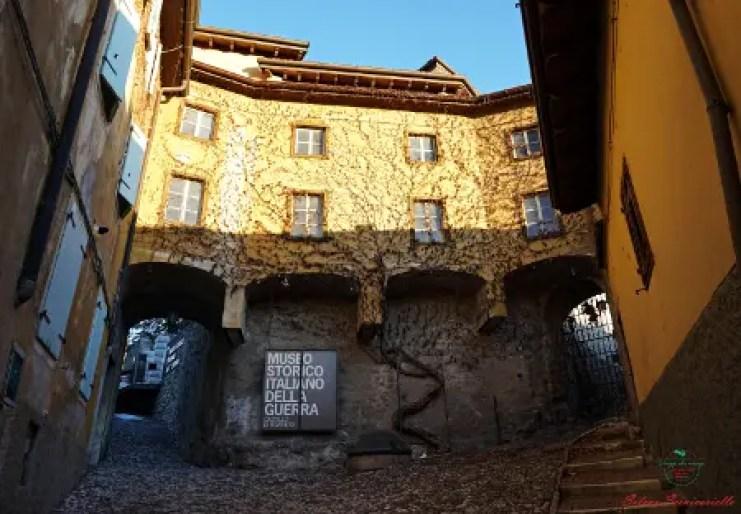 cosa vedere a rovereto: il Museo Storico Italiano della Guerra.