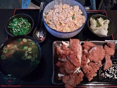 dove mangiare ad Amsterdam giapponese: da Ikura SUshi Bar a pranzo fanno un menù da 12 euro.