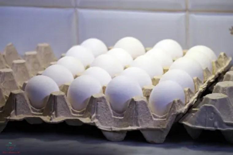 uova della polleria aresu di genova.