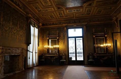 Cosa vedere a Padova in due giorni: il Piano Nobile del Caffè Pedrocchi, attrazione compresa all'interno della Padova Card.