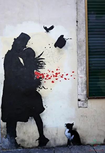 Cosa vedere a Padova in due giorni: le opere di street art.