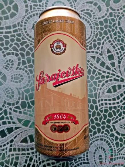 Quali birre bere nei Balcani: la Sarajevsko Pivo.