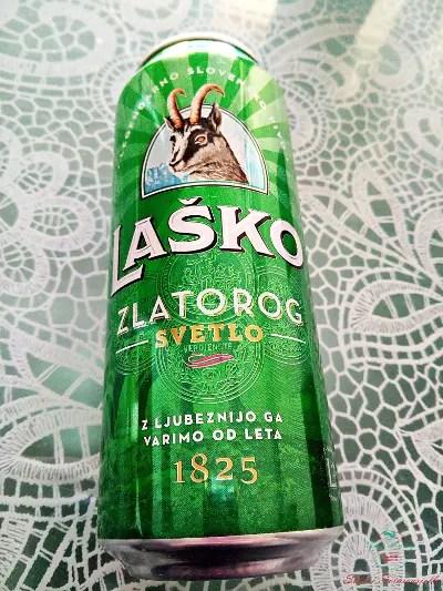 quali birre bere nei balcani: la birra lasko slovena.