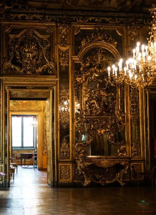 Cosa fare a Torino: visitare gli Appartamenti Reali di palazzo Carignano.