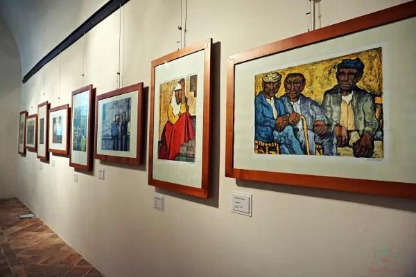 Tra le cose da vedere a Ruvo di Puglia non perderti le Opere di Domenico Cantatore alla Pinacoteca Comunale.