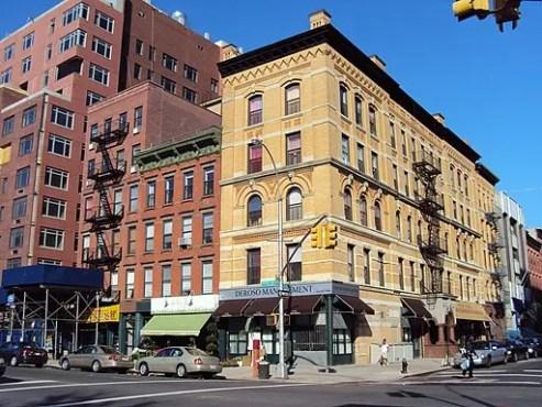 Gli edifici in mattoni rossi di West Harlem, una delle cose da non perdere se vuoi visitare West Harlem a New York.