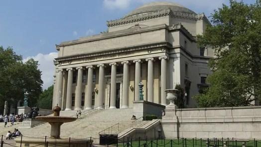 La columbia University è un luogo da non perdere se vuoi visitare West Harlem a New York.