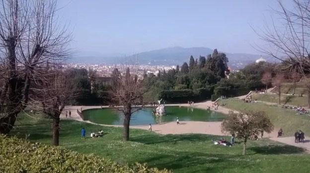 Cosa vedere a Firenze: i giardini di Boboli.