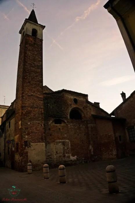 Cosa vedere nei dintorni di Pavia: Chiesa di Mortara.