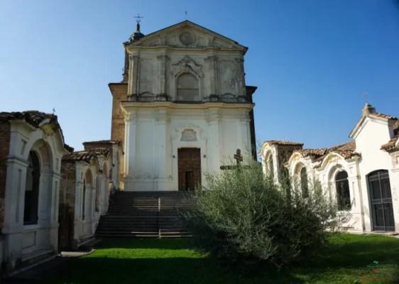 Cappelle del Santuario di Santa Maria della Passione.
