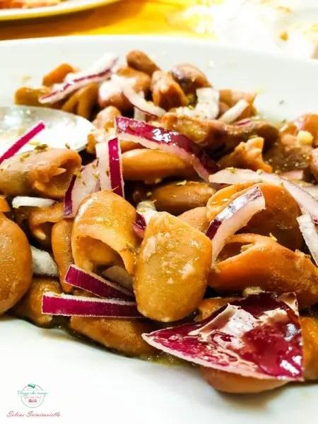 cosa mangiare a carpino e dintorni: le fave di carpino.
