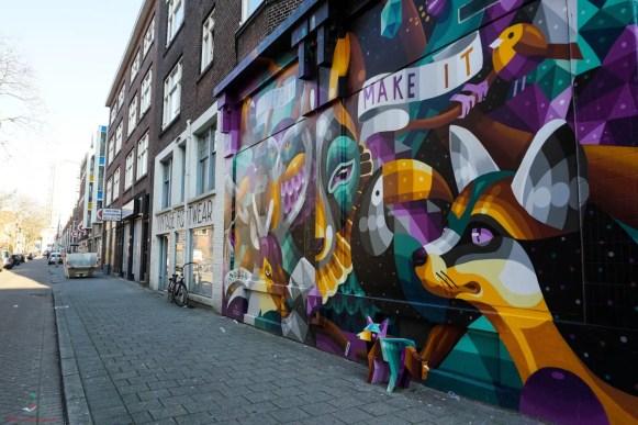 Cosa vedere a Rotterdam: la street art.