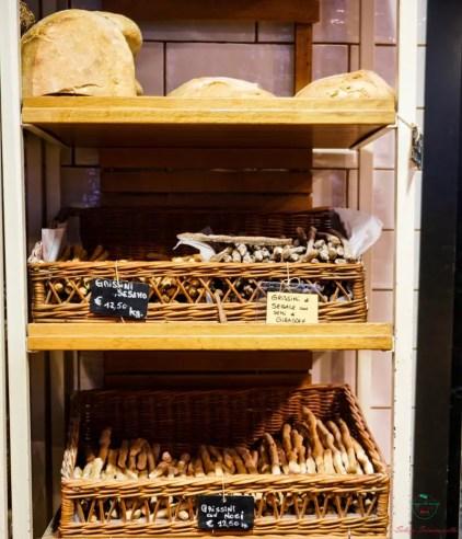 Il pane del Panificio Ficini.