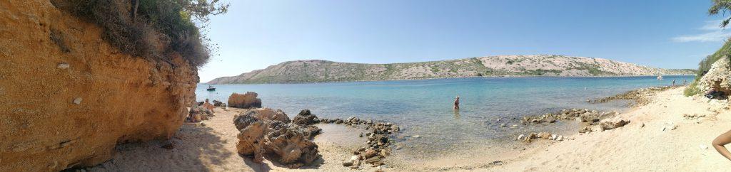 Ribon Plaza, isola di Rab o Arbe, una tra le isole croate