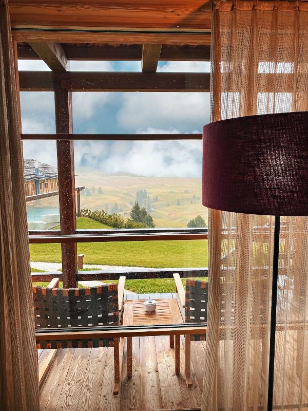 Adler Mountain Lodge: esclusivo relax alpino sull'Alpe di Siusi