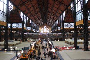 Mercato Centrale di Budapest