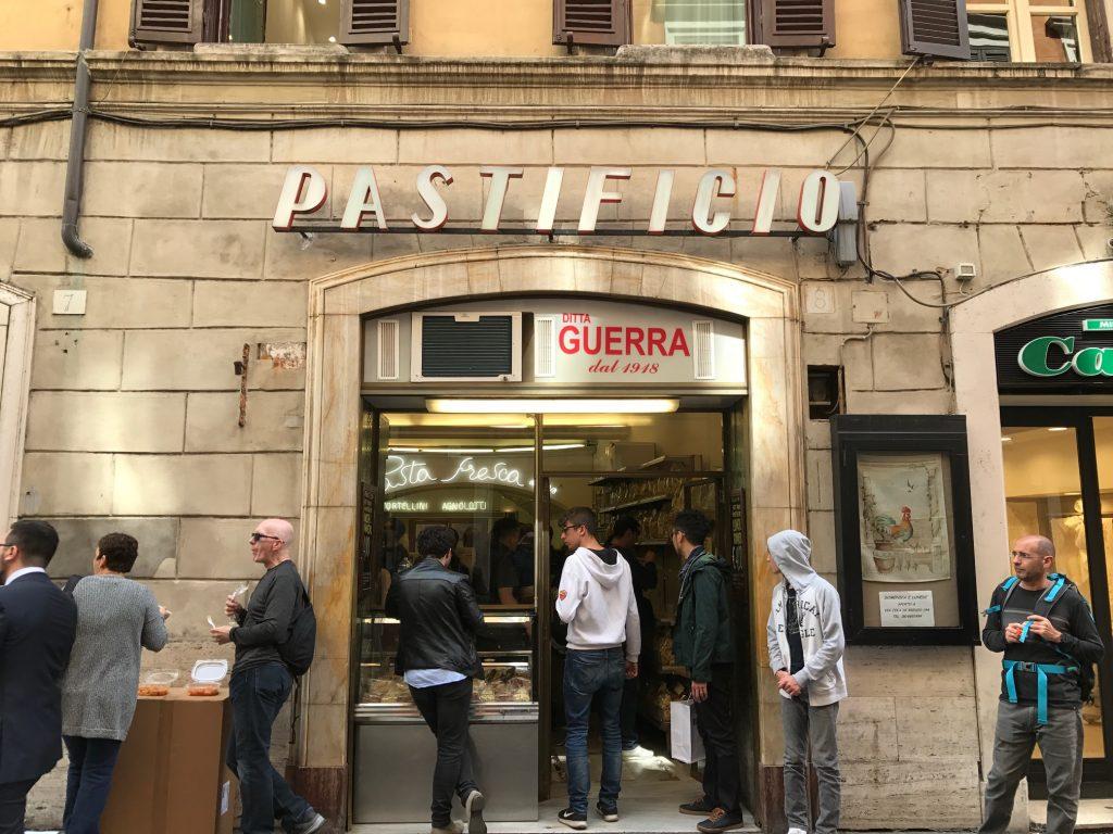 Pastificio di Via della Croce - Roma