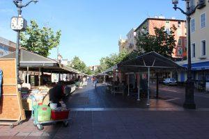 Cours Saleya, Nizza