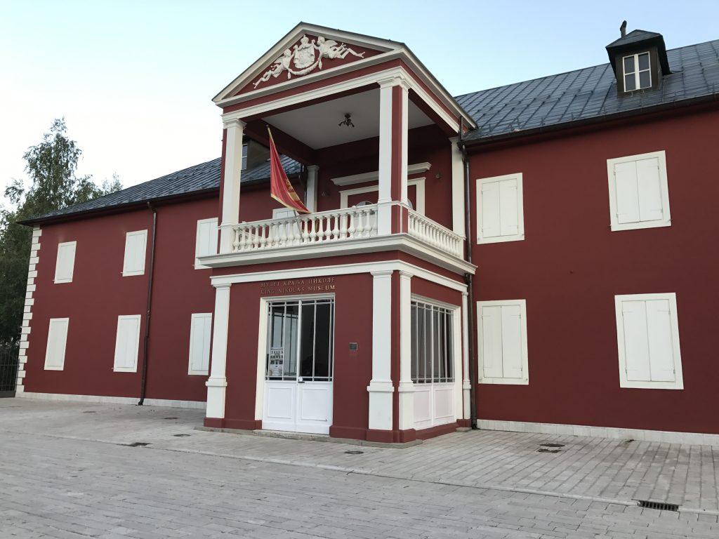 Museo di Re Nicola a Cetinje, Montenegro