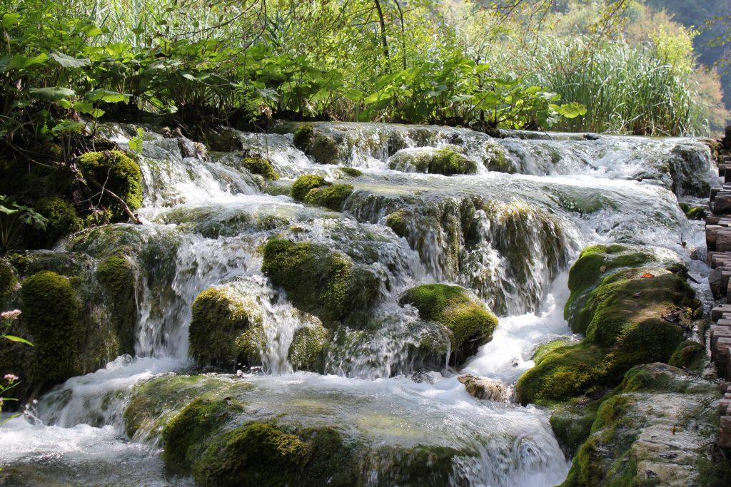 Foto dei Laghi di Plitvice, Croazia