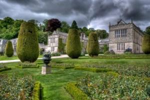 Lanhydrock Garden