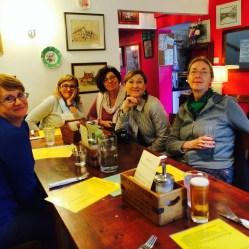 un buon pranzo a Malmesbury