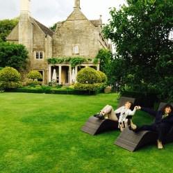 Barnsley House - il giardino di Rosemary Vary