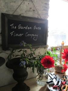 Eccoci al Garden Gate