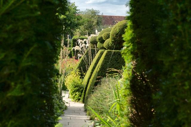 Grandi Scrittori giardinieri inglesi del '900