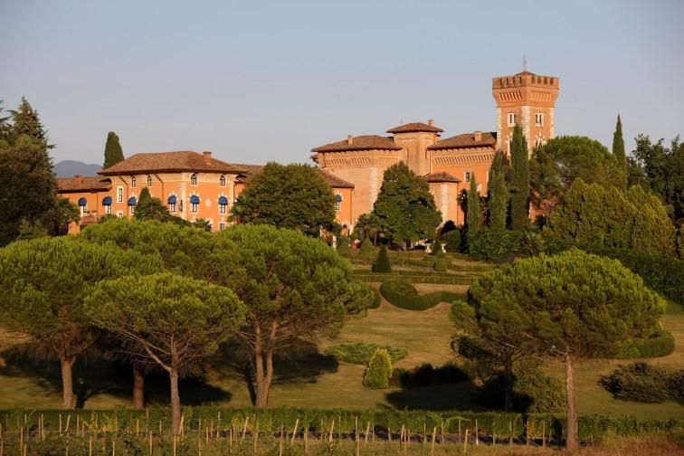 Colpo Castello di Spessa