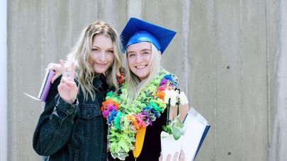 Make your graduation a reality