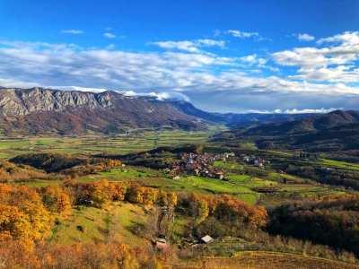 Giornata sul Carso Sloveno: Stenjel, Gorjankso, Volcj Grad e Goče