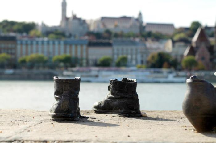 Viaggio della Memoria a Budapest