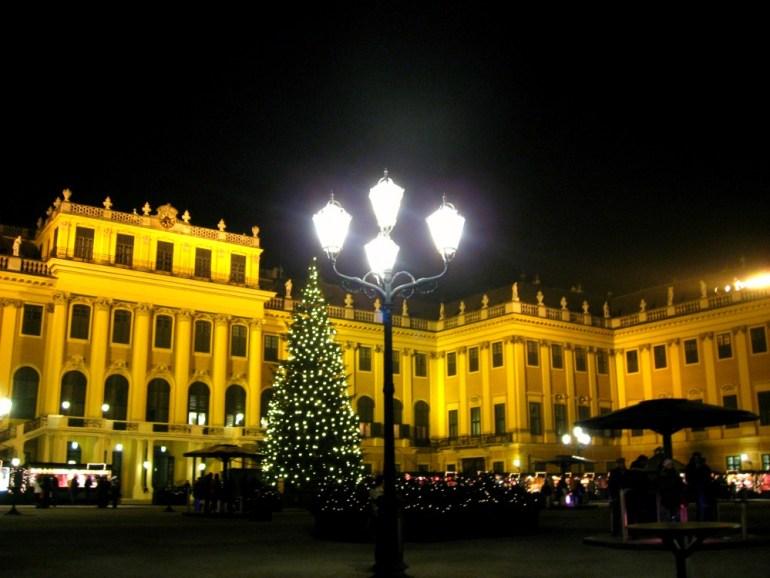 Il castello diSchönbrunn - Vienna