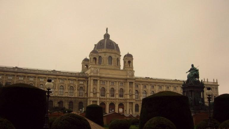 Maria-Theresien Platz - Vienna