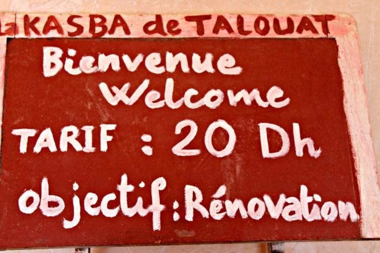 kasbah diTélouet- marocco