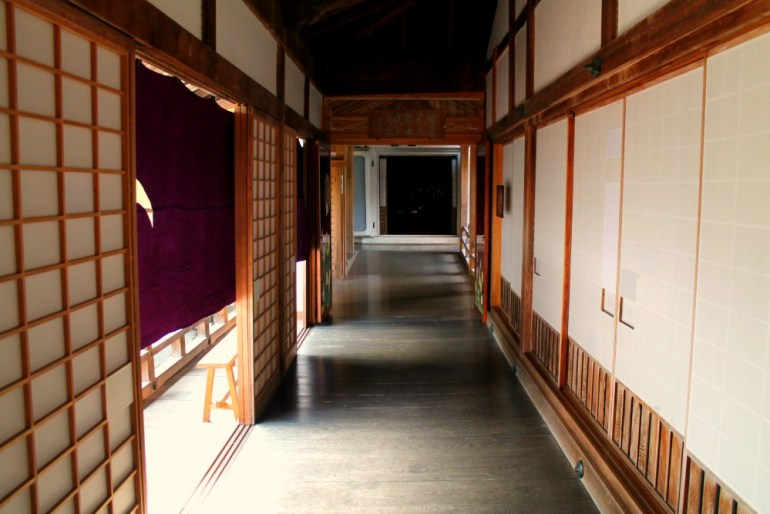 Rengejo-in - Tempio buddista Monte Koya, Giappone
