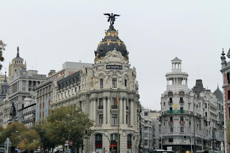 Palazzo Metropolis, Madrid