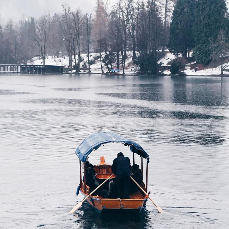 Barchetta Bled - Slovenia