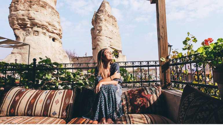 Cappadocia - Hidden Cave Hotel - Turchia