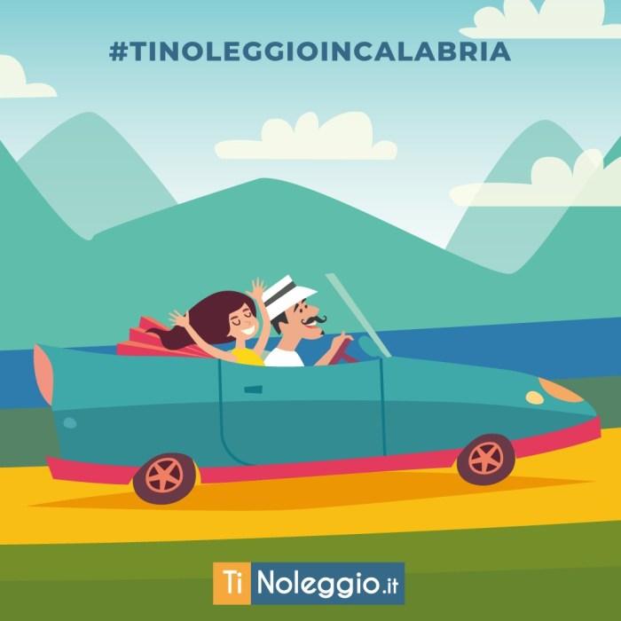 In Calabria con TiNoleggio