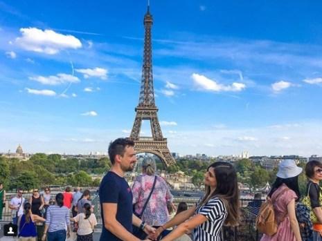 Offerta volo per Parigi