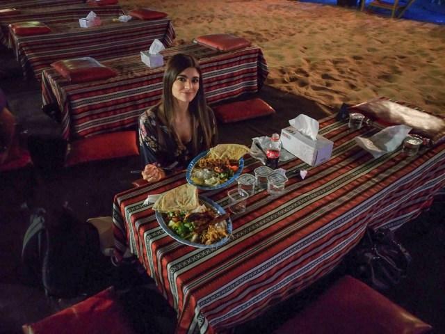 Accampamento beduino