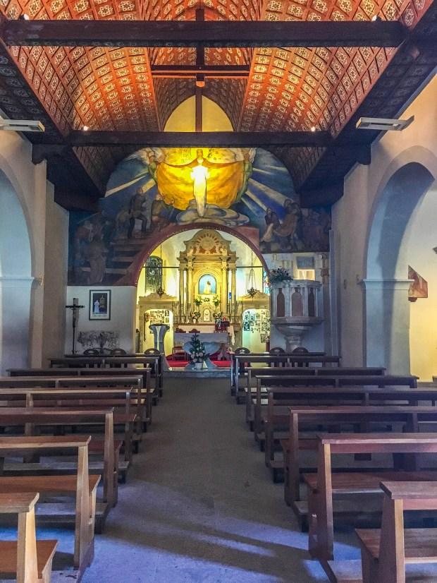Santuario sul Monte Lussari