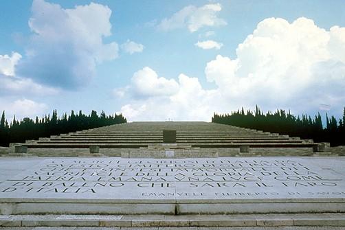 Cimitero Militare Redipuglia