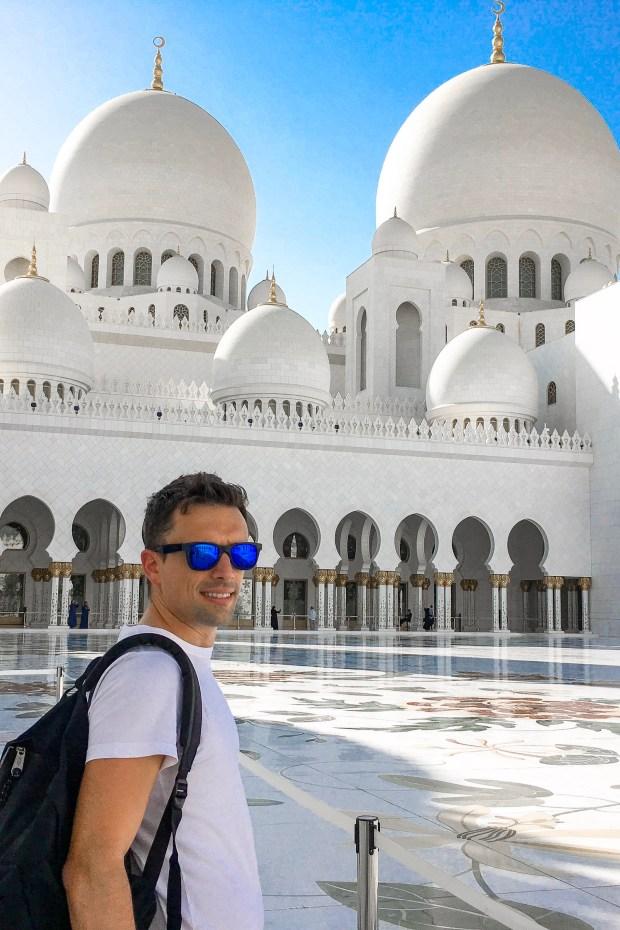 Abu Dhabi in 1 giorno