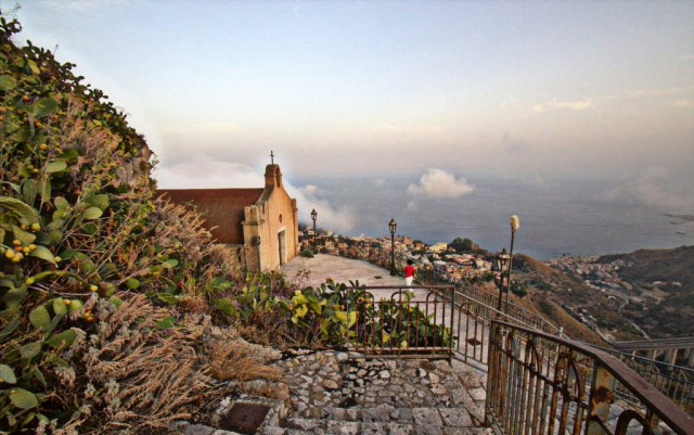 Castelmola Taormina