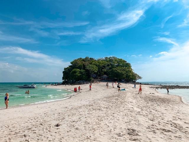 Koh Poda e Four Islands